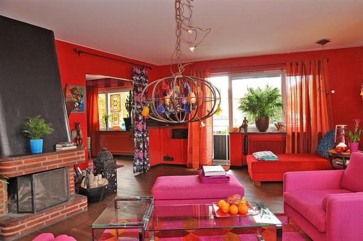mixture contemporary retro style 3 interior design ideas