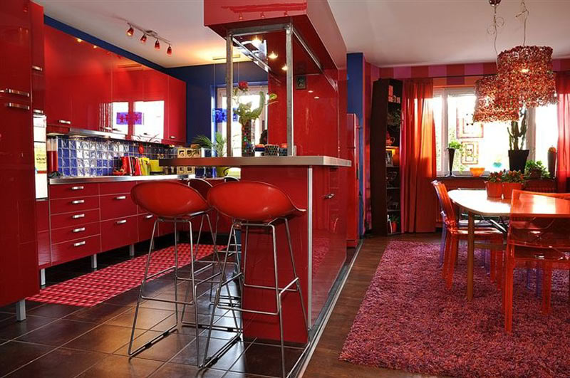 Retro Interior contemporary retro interior design - decoholic