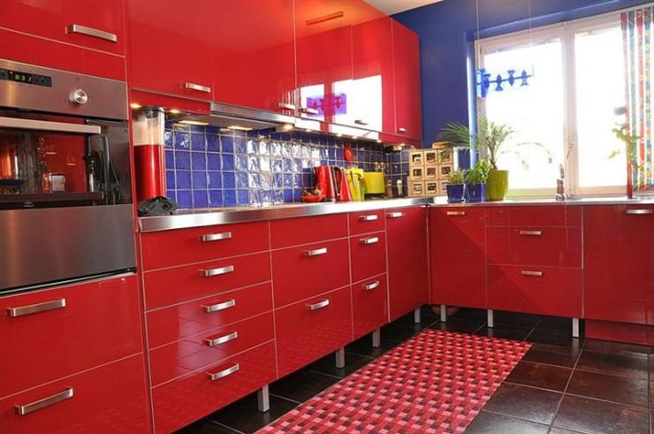 mixture contemporary retro style 7 interior design idea