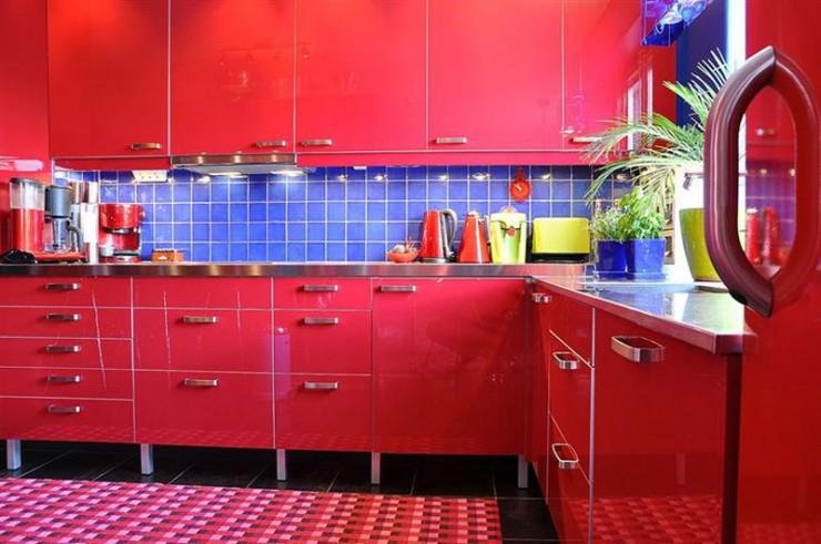 mixture contemporary retro style 8 interior design ideas