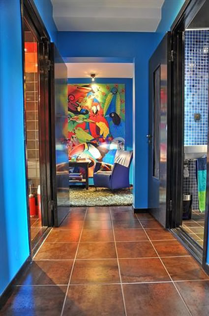 mixture contemporary retro style 9 interior design ideas