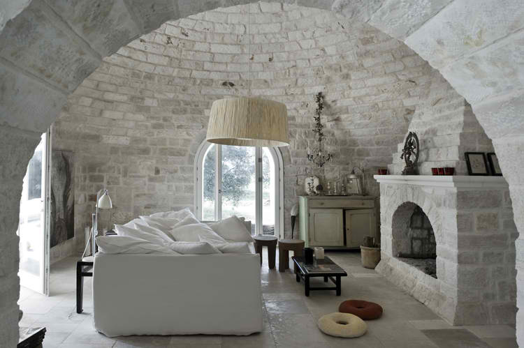 Dream house castle in italy decoholic - Italian home interior design ...