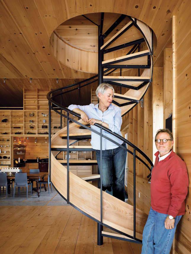 house interior New England barn style 6 ideas