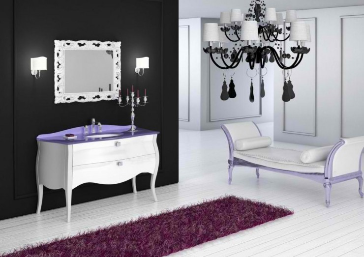 luxury bathroom furniture 6 ideas
