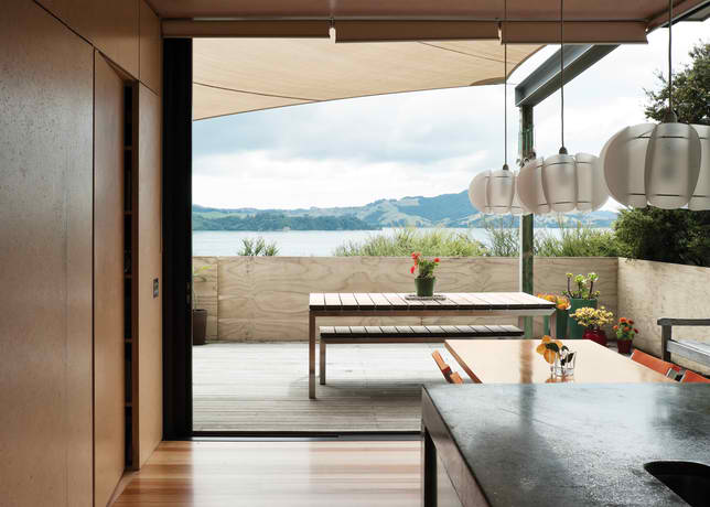 seaside New Zealand 3 house decorating ideas