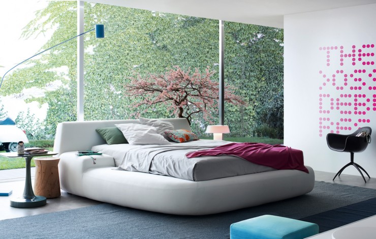 Big Bed by Paola Navone