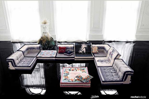Jean Paul Gaultier Living Room Furniture Rochebobois 2