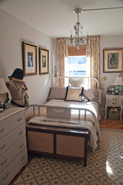 Vintage Bedroom Designed by Lauren Gries
