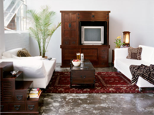 asian style furniture