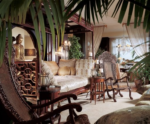 11 inspiring asian living rooms decoholic for Japanese home decorations