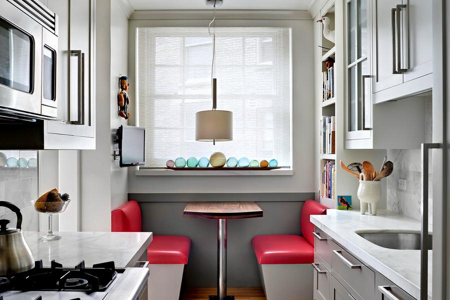 Маленькие кухни фотогалерея дизайн