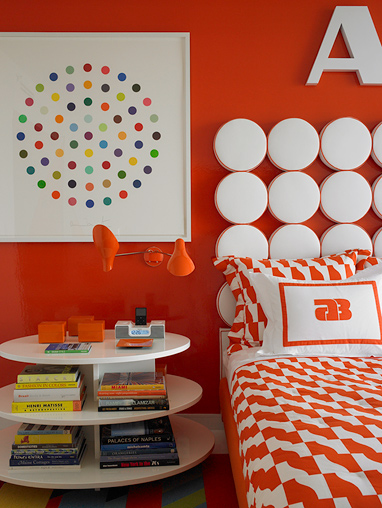 colorful interior design 4 ideas Anthony Baratta