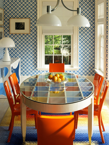 colorful interior design 6 ideas Anthony Baratta