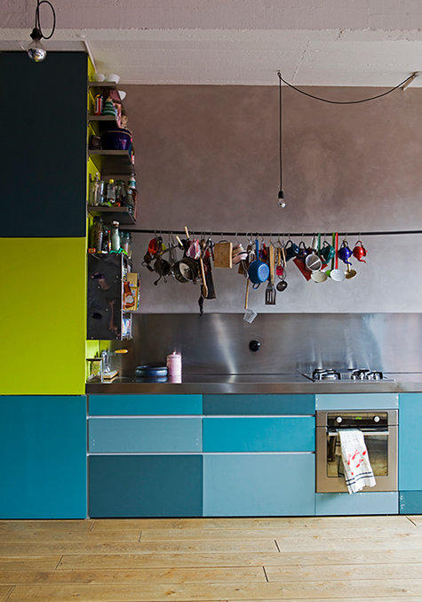 colorful kitchen ideas 2