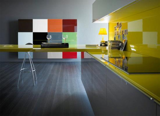 colorful kitchen ideas 3