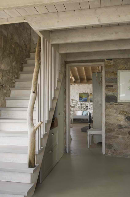 cottage staircase Knickerbocker Group