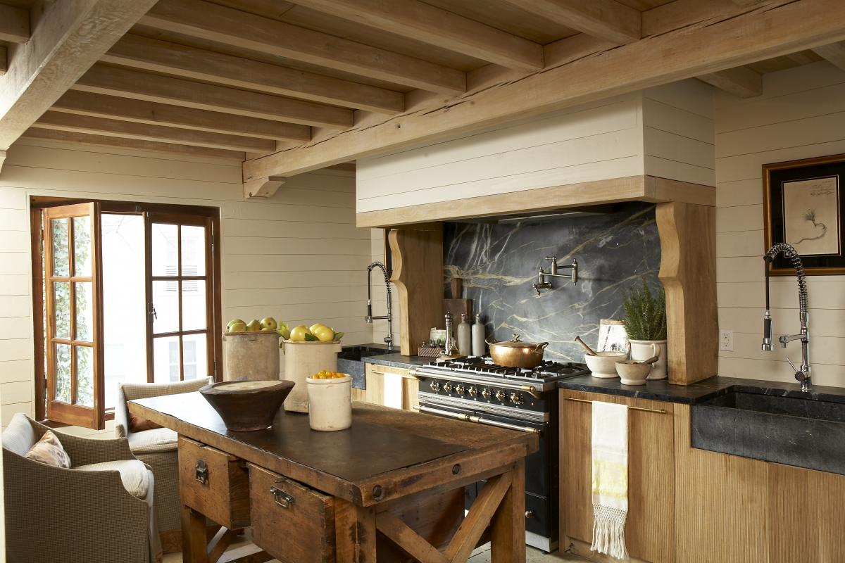 Country kitchen 5 designs Country style kitchen ideas