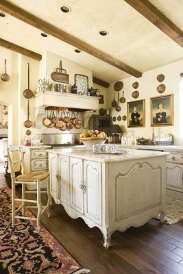 country kitchen designs by Habersham home