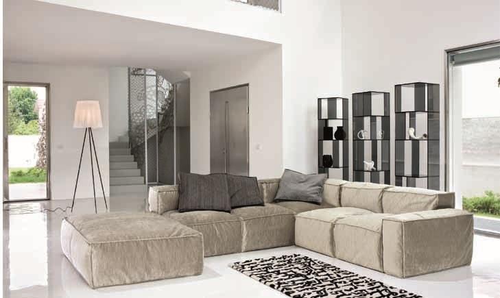 elegance modular sofa