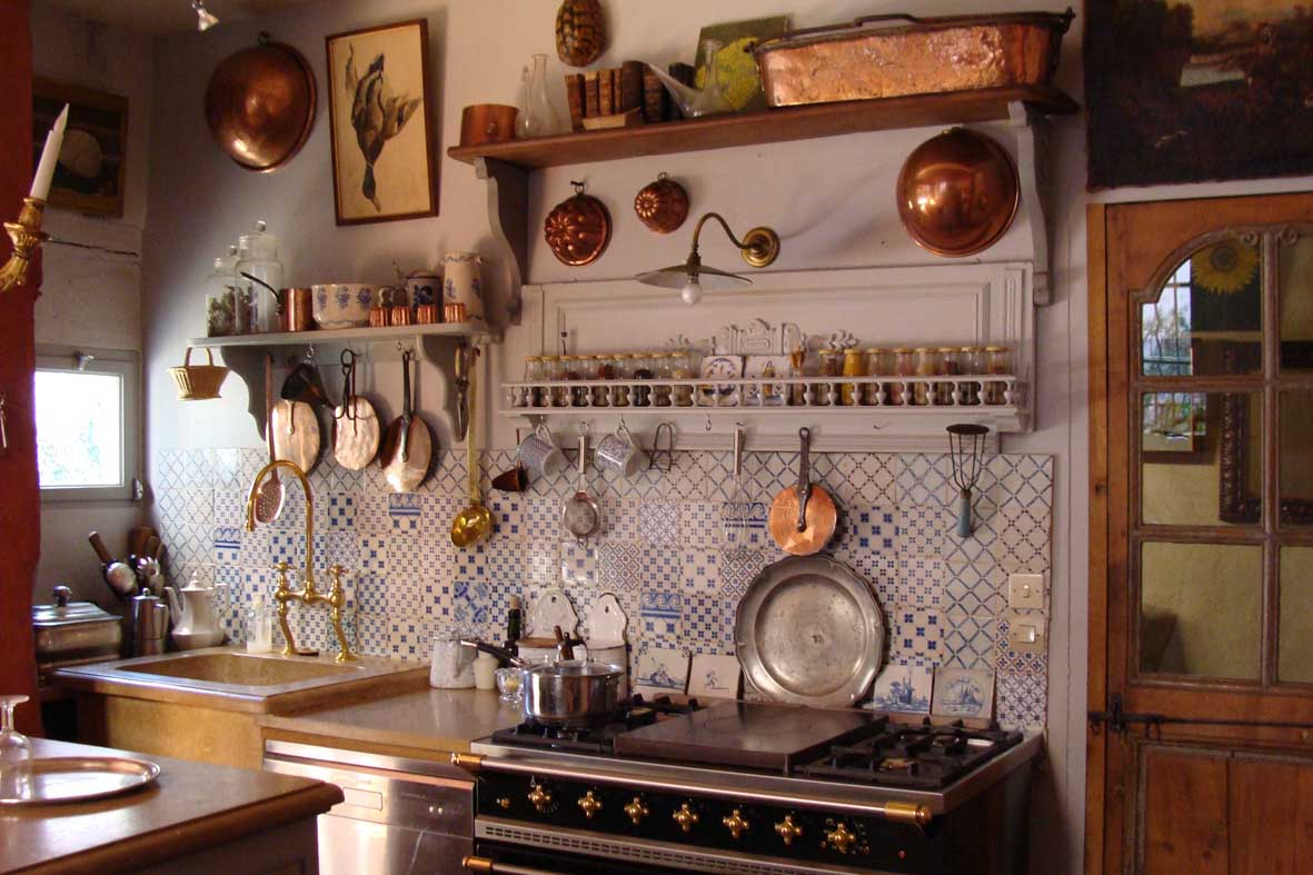 Attractive country kitchen designs ideas that inspire you for Small country kitchen