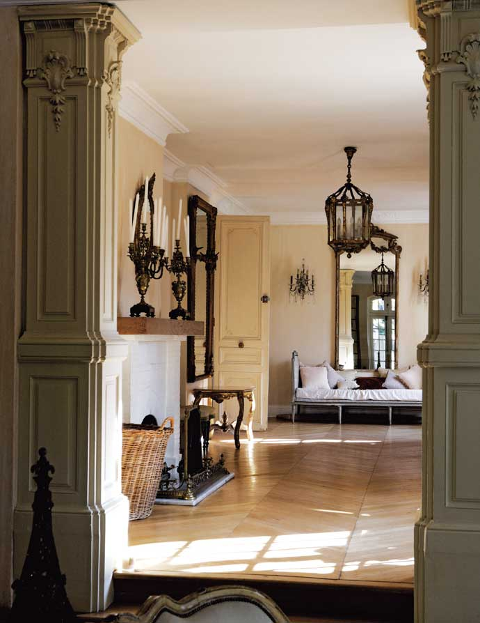 french style house 3 decorating ideas