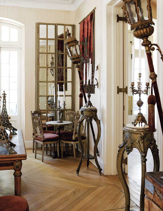 french style house 5 decorating ideas