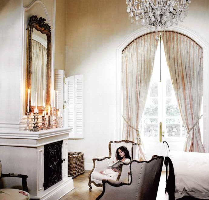 french style house decorating