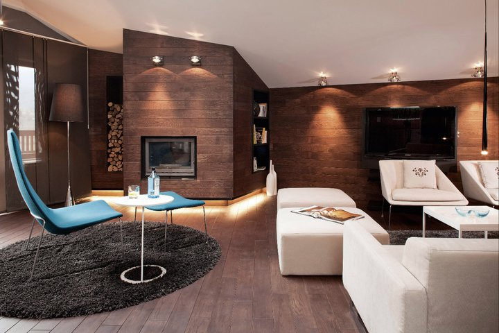 Loft in Bansko by Fimera Design Studio Decoholic