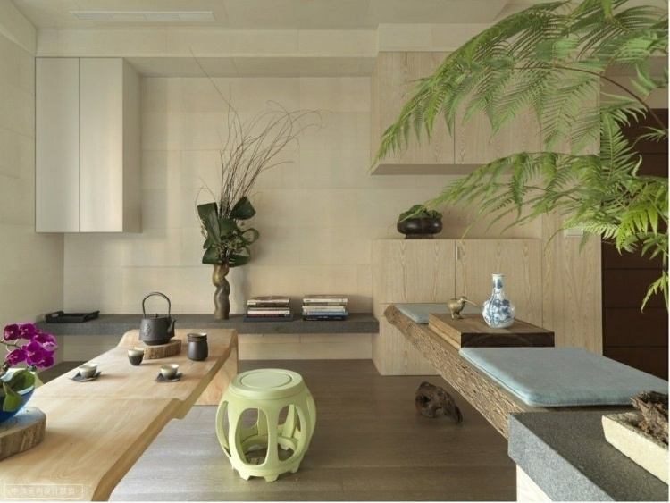 modern asian interior design