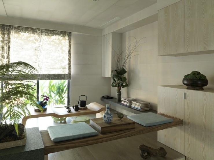modern asian interior design