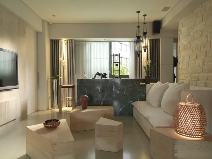 modern asian 6 interior design ideas