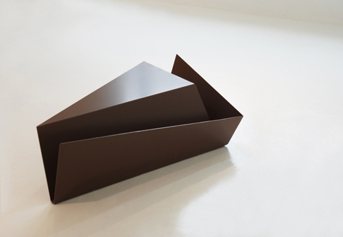Gorge Modern Coffee Table by Ramei Keum
