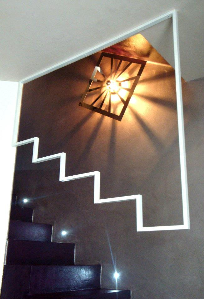 modern staircase 2 designs