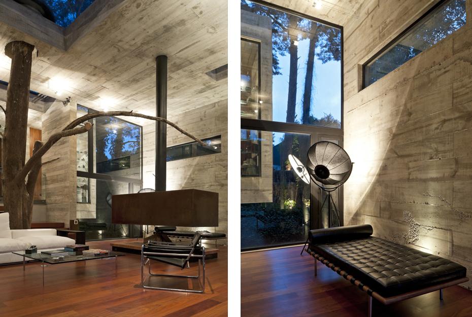 Great architecture interior design by paz architectura decoholic - Arquitectura interior ...