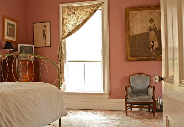 pink vintage bedroom for teenage girls