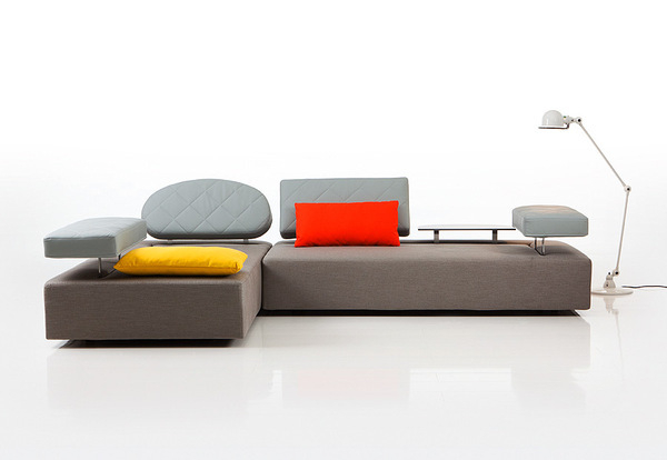 sectional modern sofa
