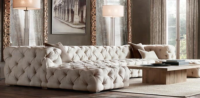 Charmant Sectional Sofa Soho Collection