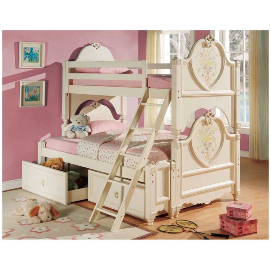 The Dollhouse Collection is a beautiful and feminine grouping of ...
