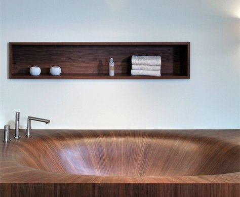 modern wood bathtub laguna 2