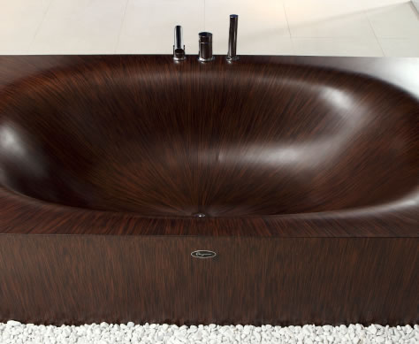 modern wood bathtub laguna 6