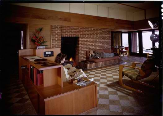 1940's living room interior design 4 ideas