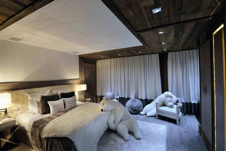 Chalet Brikell Alpes 13 Interior Design