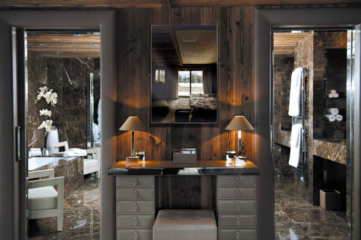 Chalet Brikell Alpes 14 Interior Design