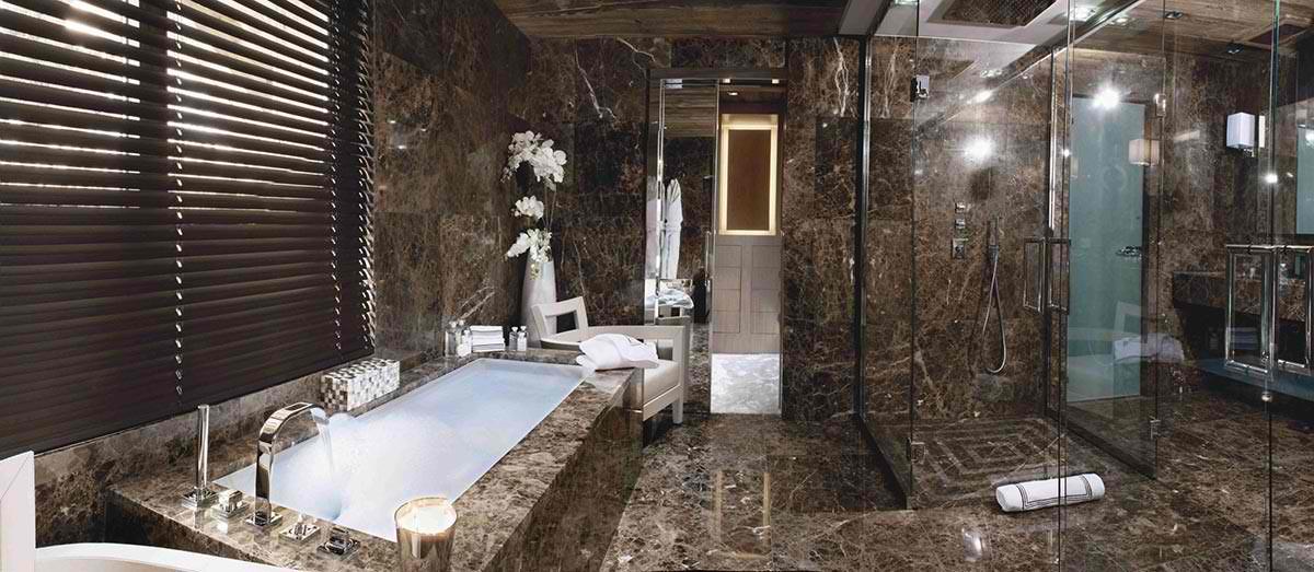 Luxury Chalet Brickell in Megève, Alpes - Decoholic
