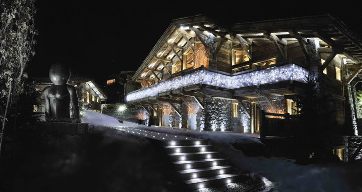 Chalet Brikell Alpes 18 exterior Design