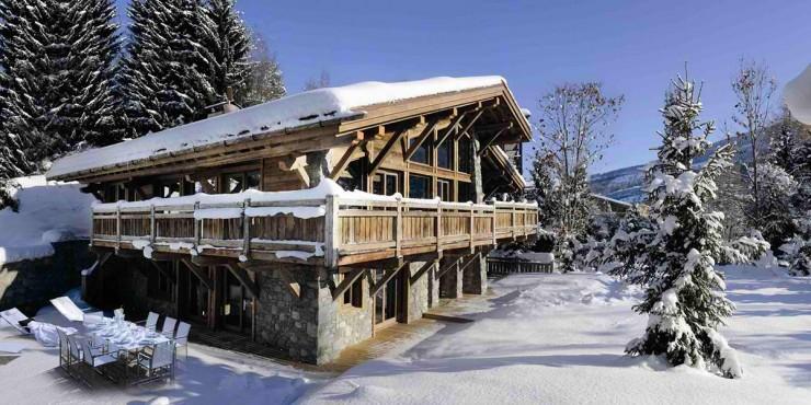 Chalet Brikell Alpes 19 exterior Design
