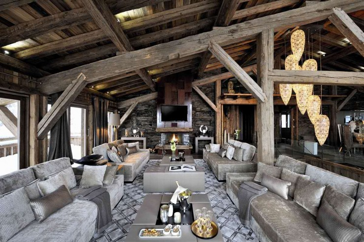 Chalet Brikell Alpes 3 Interior Design