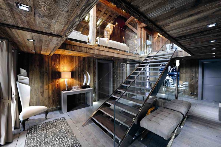 Chalet Brikell Alpes 4 Interior Design