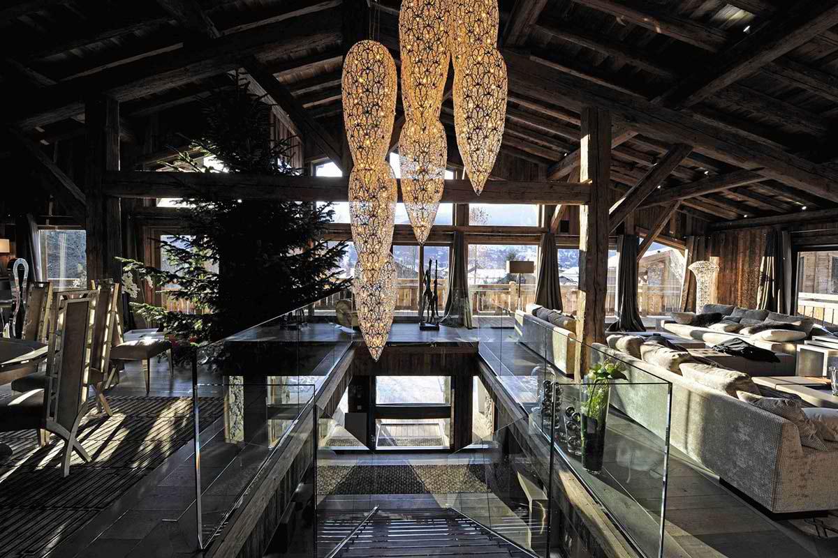Chalet Brikell Alpes Interior Design
