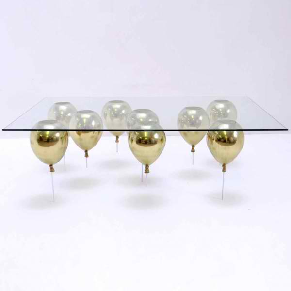 limited edition coffee table by duffy london